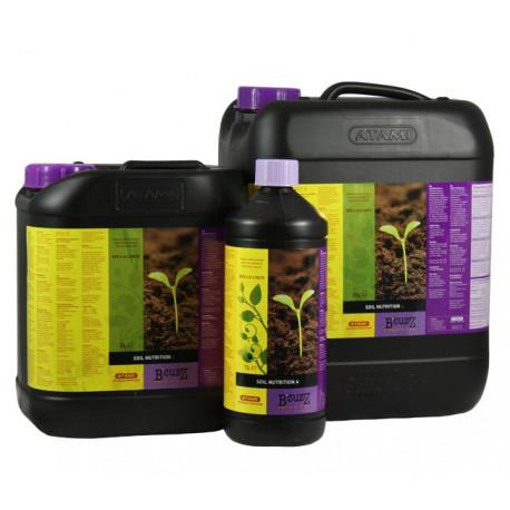Soil Nutrition A & B
