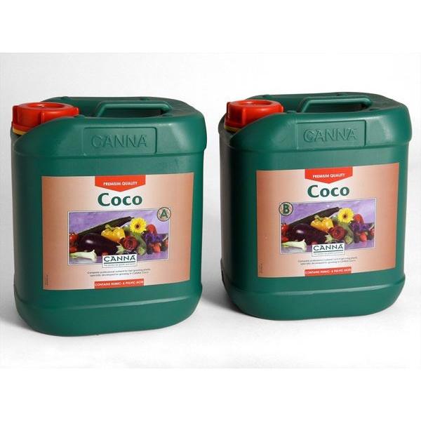 CANNA Coco A y B