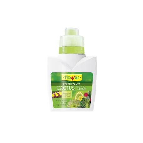 Fertilizante líquido para CACTUS Y PLANTAS CRASAS FLOWER
