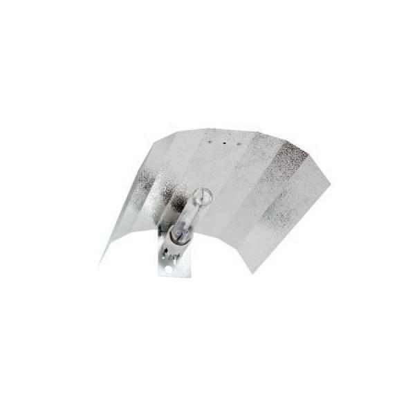 Reflector sección plana estucado