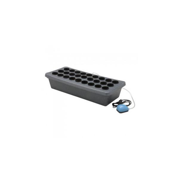 (Cutting Board) Clonador Hidropónico 27 Esquejes - GHE - Planta-T Grow Shop
