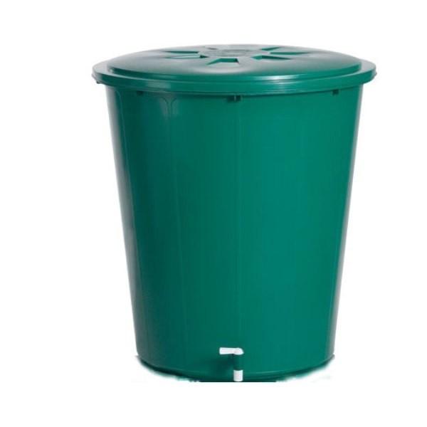 Depósito Redondo Verde 200, 300 y 500 litros