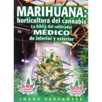 La Biblia del cultivador, Jorge Cervantes