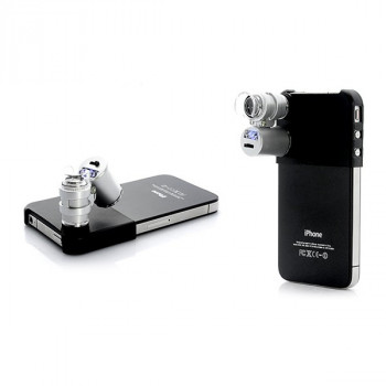 Microscopio IPHONE miniled 45x