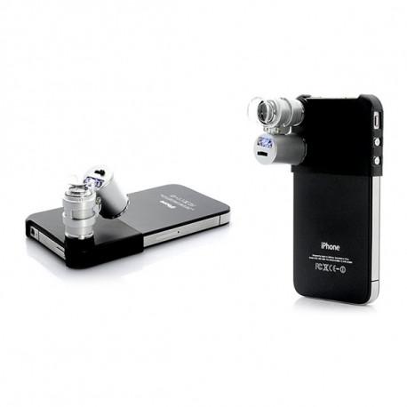 Microscopio IPHONE miniled 45x