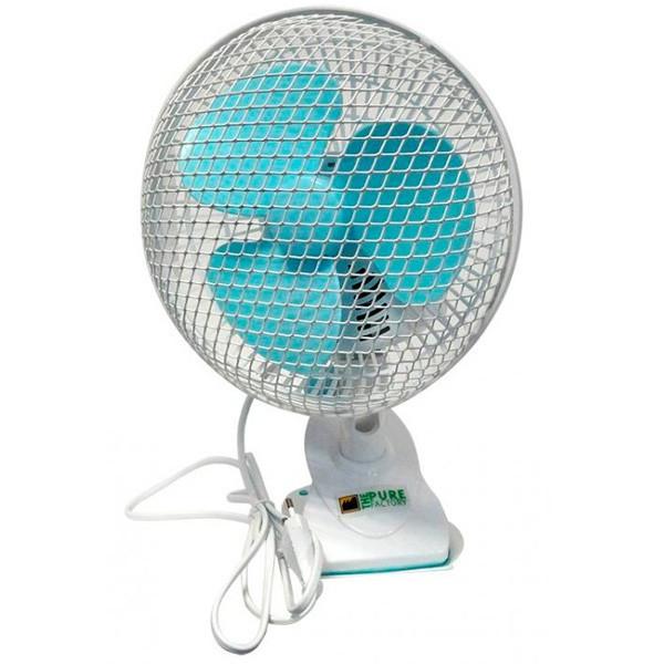 Ventilador Pure Factory Pinza Oscilante 18 cm - (Sin Mando)