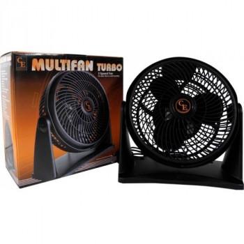 Ventilador Multifan Turbo 35 w Suelo - (Sin Mando)