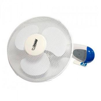 Ventilador Typhoon Pared 40 cm - (Con Mando)