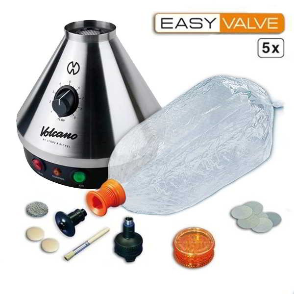 Vaporizador Volcano Clasico + Easy Valve