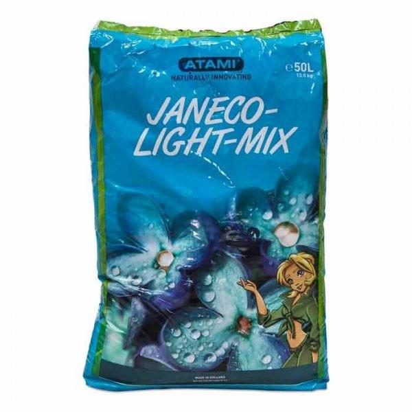 Janeco light mix, sustrato Atami
