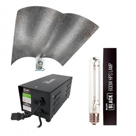Kit LUMii BLACK 600w Balastro, bombilla y reflector