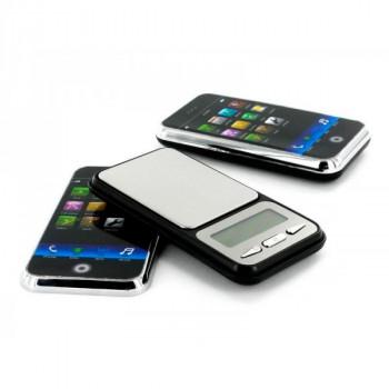 Báscula Fuzion Iphone 500 gr. - 0.1 gr. Black