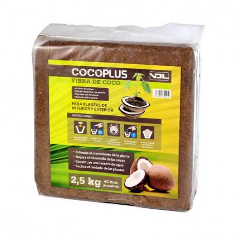 Fibra de coco brick-ladrillo 80l