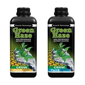 Green Haze Grow A&B