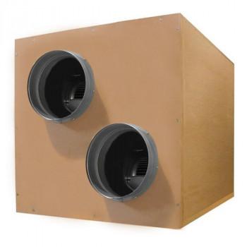 Caja AIRFAN - SOFT-Box HDF...