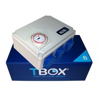 TBOX 6 , Temporizador TBox
