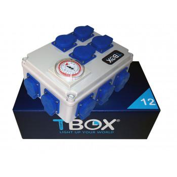 TBOX 12 , Temporizador TBox