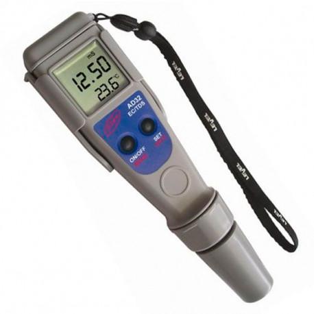Medidor EC y Temperatura ADWA AD31 Y AD32