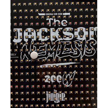 The Jackson, Nemesis 200w...